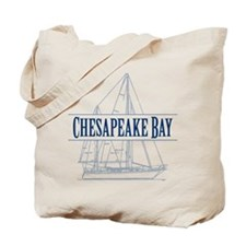 Chesapeake Bay - Tote Bag