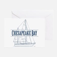 Chesapeake Bay - Greeting Card