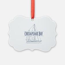 Chesapeake Bay - Ornament