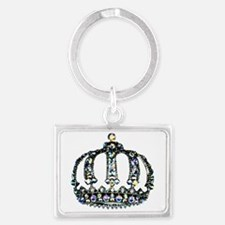 """Royal Tiara"" Keychains"