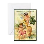 Irish Angels St. Patrick's Day Cards (10)
