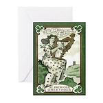 Erin Go Bragh St. Patrick's Day Cards (10)