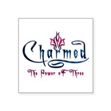 Charmed the power of three Sticker