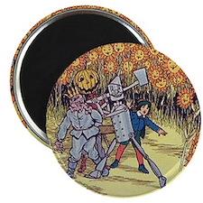 Jack Pumpkinhead #3 Magnet