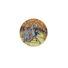 Jack Pumpkinhead #3 Mini Button