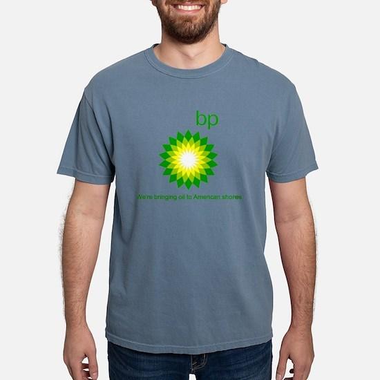 Cute Bp oil spill Mens Comfort Colors Shirt