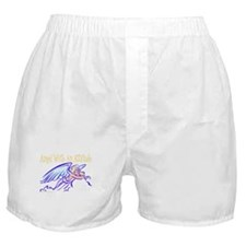 Angel With An Attitude Boxer Shorts