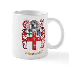 Jett Coat of Arms (Family Crest) Mug