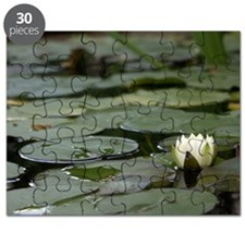 Lily Pad blossom Puzzle