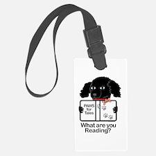 Sunny Puppy Luggage Tag