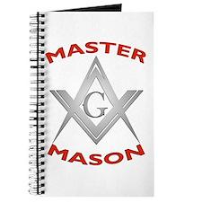 Cute Master mason Journal