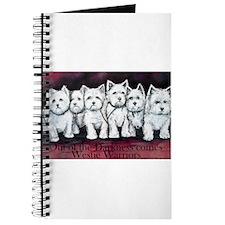 Westie Warriors Journal