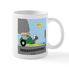 Turtle Dragster Mug