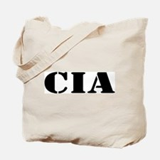 CIA Tote Bag