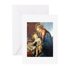 Mary and Baby Jesus Greeting Cards (Pk of 10)