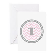 Pink Greeting Cards (Pk of 20)