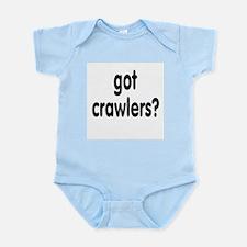 got crawlers? Infant Bodysuit