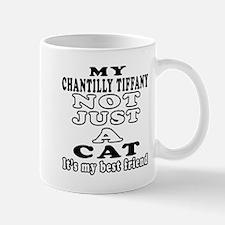 Chantilly Tiffany Cat Designs Mug