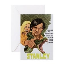 Stanley 1972 Greeting Card