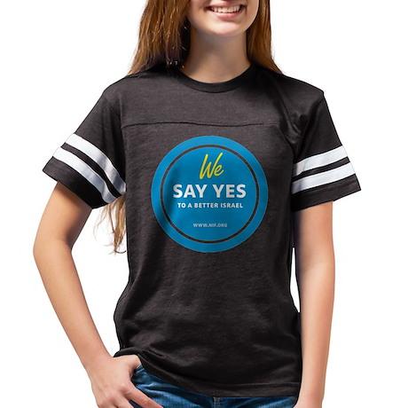 black WASD mens T-shirt