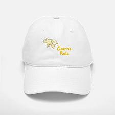 Cairn Terrier Peeing Cairns Rule Baseball Baseball Cap