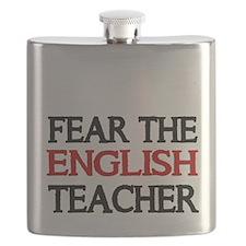 FEAR THE ENGLISH TEACHER 2 Flask