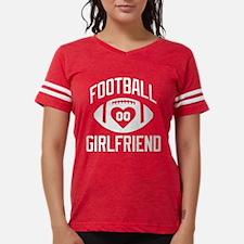 Football Girlfriend Personal Womens Football Shirt