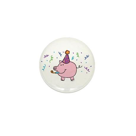 Party Mini Button