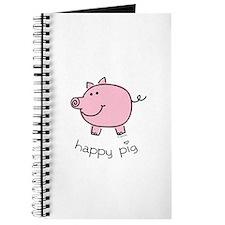 Happy Pig Journal