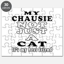Chausie Cat Designs Puzzle