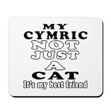 Cymric Cat Designs Mousepad