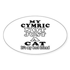 Cymric Cat Designs Decal