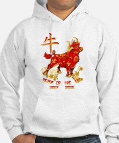 Year Of The Ox-dates Hoodie