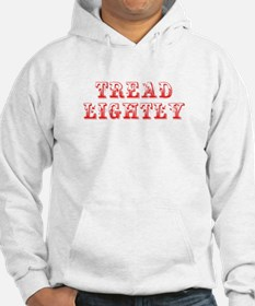 tread-lightly-max-red Hoodie