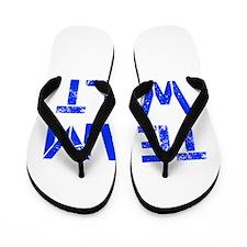 team-walt-cap-blue Flip Flops
