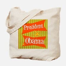 Sounds Good, Obama Tote Bag