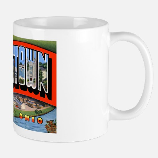 Youngstown Ohio Greetings Mug