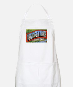 Youngstown Ohio Greetings BBQ Apron