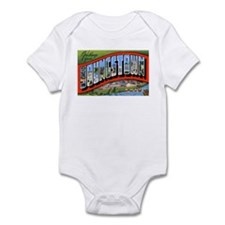 Youngstown Ohio Greetings Infant Bodysuit