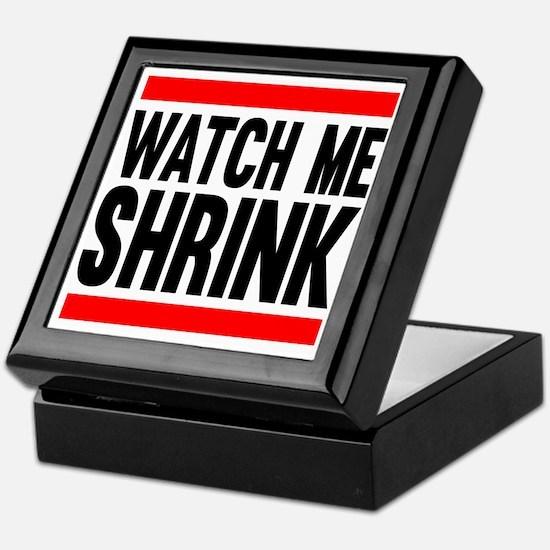 Watch Me Shrink Keepsake Box