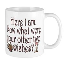 Two wishes Mug