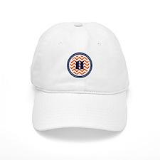 Orange & Navy Baseball Cap