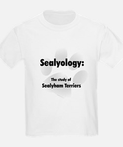 Sealyology Kids T-Shirt