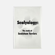 Sealyology Rectangle Magnet