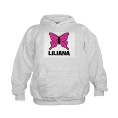 Liliana - Butterfly Hoodie