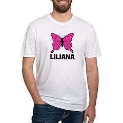 Liliana - Butterfly Shirt