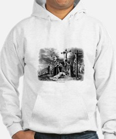The Crucifixion Hoodie