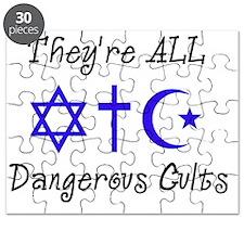 Dangerous Cults Puzzle