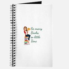 So many Books, so little time Journal