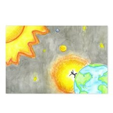 HumanLight Postcards (Package of 8)
